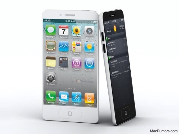 iPhone 5 via MacRumors.com