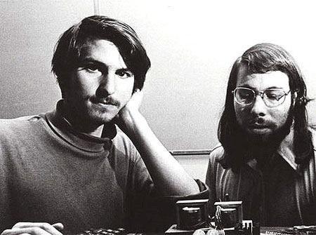 Steve Jobs dan Steve Wozniak