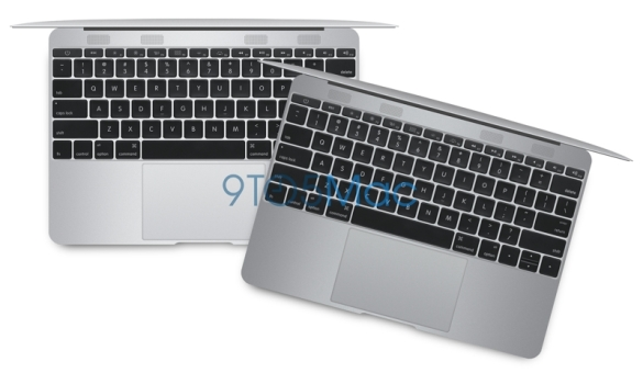 MacBook Air 12 inci via 9to5mac