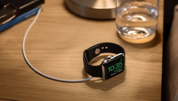 Nightstand di watchOS 2