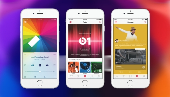 Apple Meluncurkan Apple Music